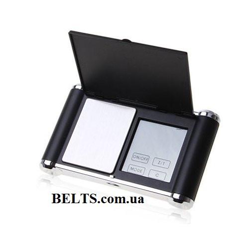 Сенсорные весы Pocket Scale APTP 447, карманные ювелирные весы 447
