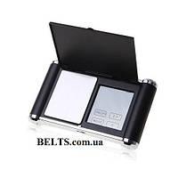 Сенсорные весы Pocket Scale APTP 447, карманные ювелирные весы 447, фото 1