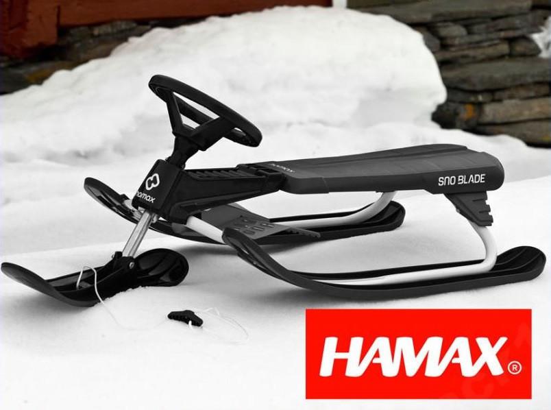 Кращий дитячий снігокат санки Hamax (Норвегія)