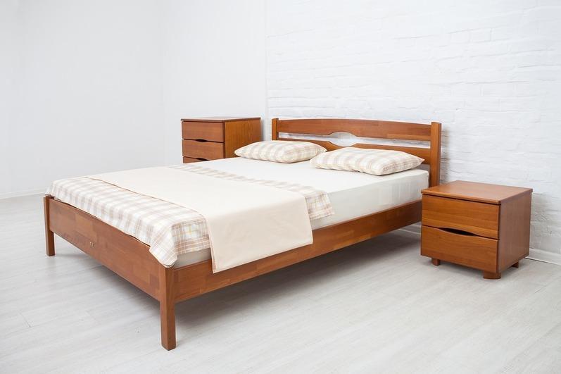 """Ліжко полуторне Олімп """"Ліка LUX"""" (140*200)"""