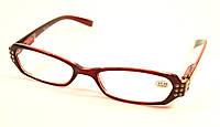 Женские очки для зрения (7007 бордо), фото 1