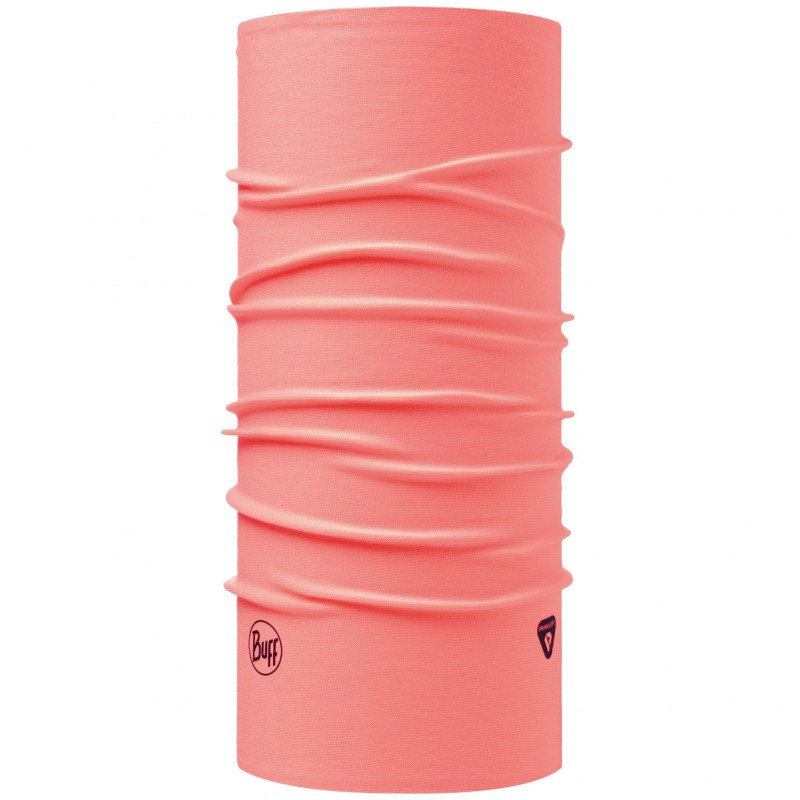 Бафф Buff ThermoNet solid coral pink
