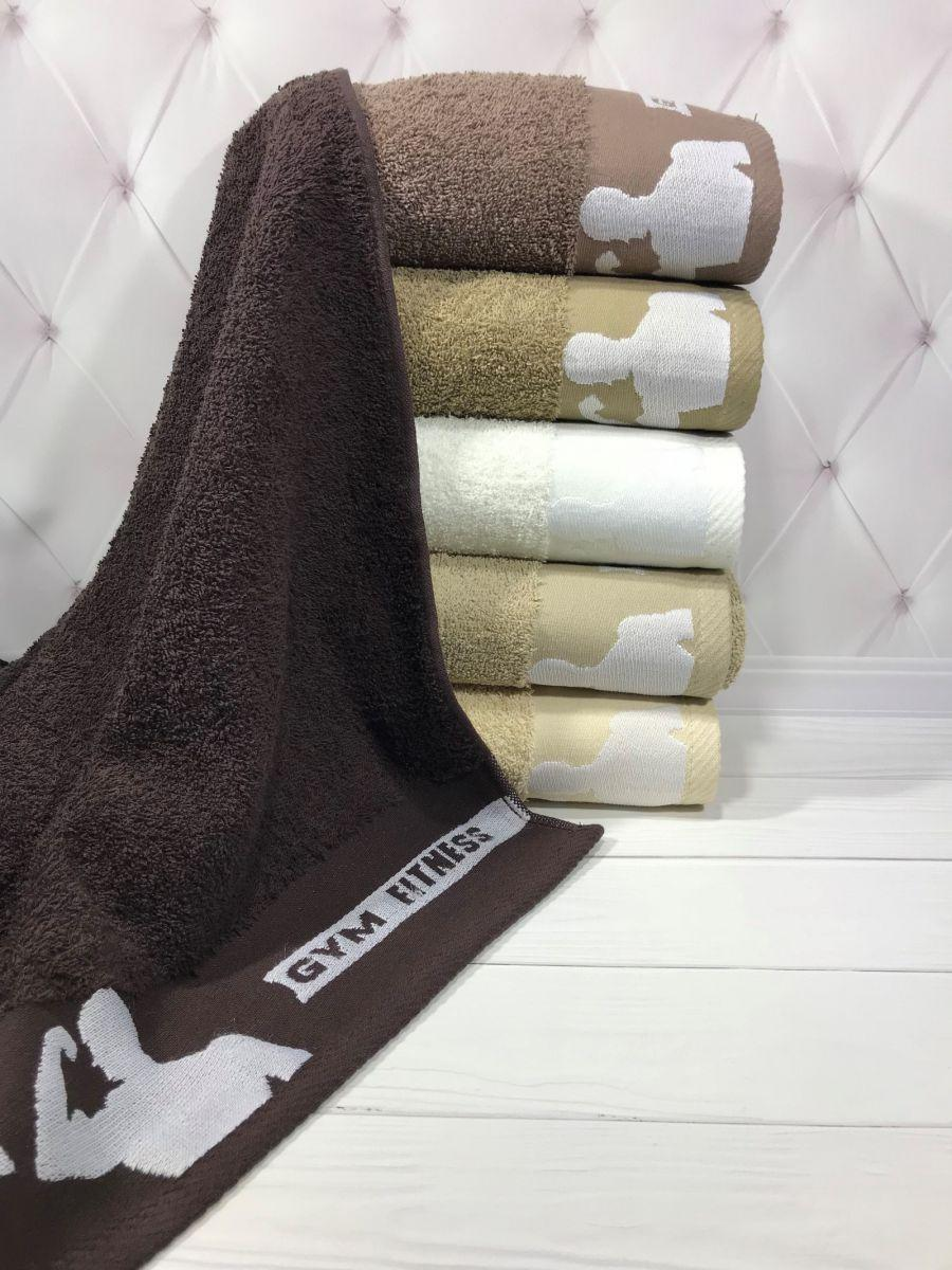 Полотенца махровые, SWEET DREAMS Турция, 50 х 90 см.