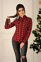 d40e70d9832 Женскую Рубашку в Клетку Красную в Украине — Купить Недорого у ...
