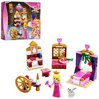 Конструктор BELA для девочек, конструктор Комната принцессы (10433), конструктор с большими деталями