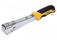 Степлер молотковый VOREL для скоб 6-10 х 11.2 х 1.2 мм, фото 1