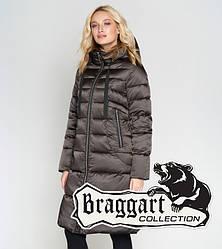 Braggart Angel's Woman 47250   Зимний женский воздуховик капучино