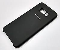 Чохол Silicone Case Cover Samsung Galaxy S8 Plus G955 чорний