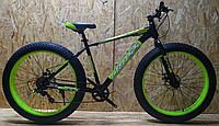 Велосипед внедорожник фэтбайк Cross Tank 26 (fatbike) 2019 All, фото 1