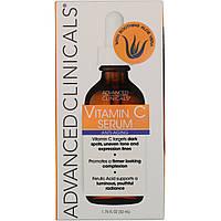 Сыворотка для лица серум, с витамином С, (52мл) Advanced Clinicals