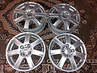 Диски Opel Rial  r16 4x100 6Jx16H2 ET43 KBA45833 ЦО64