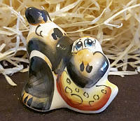 Фигурка декор Ворона с сыром