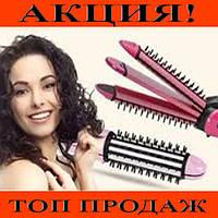 Плойка для волос Nova NHC 8890!Хит цена