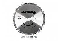 Диск пильный по алюминию STHOR 300 х 30 х 3.2 мм 100 зубцов