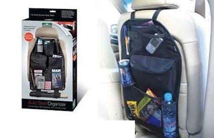 Органайзер автомобильный Auto Seat Organizer, фото 1