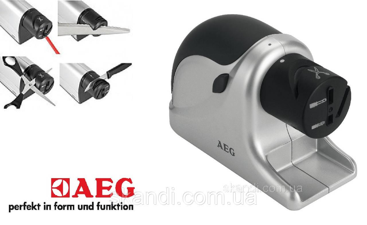 Электрическая точилка для ножей и ножниц AEG (Германия)