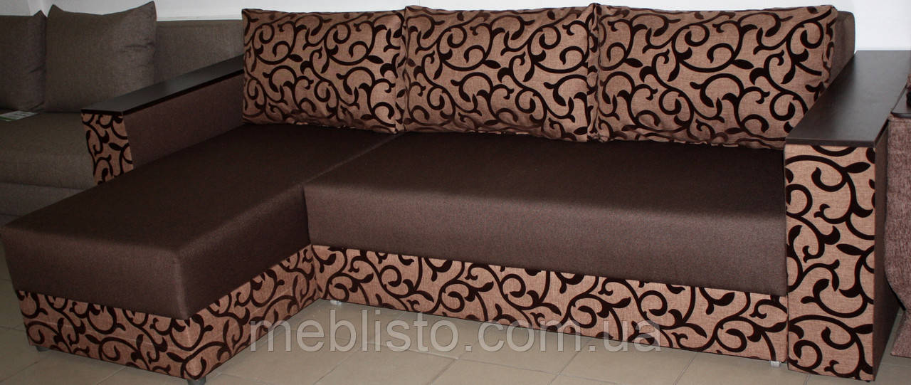 Угловой диван Токио 2.55 на 1.55