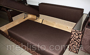 Угловой диван Токио 2.55 на 1.55, фото 3