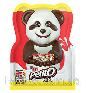 Молочный шоколад Mini Petito Eni , 4 гр х 18 шт