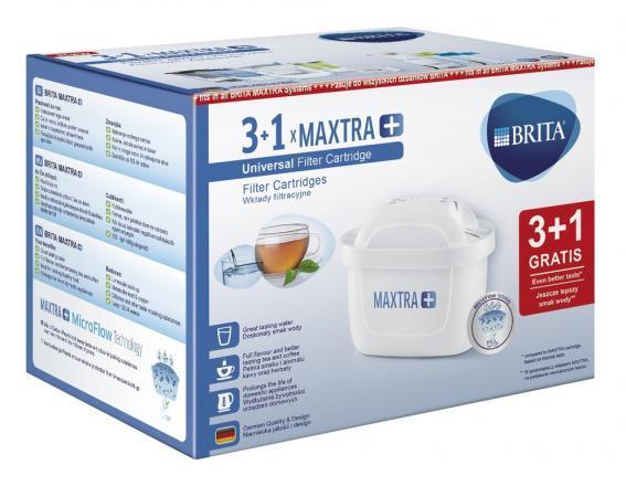 Сменный картридж Brita Maxtra + (4 шт)
