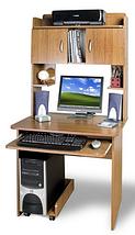 """Компьютерный стол прямой """"Сальта"""", фото 3"""