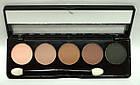 Тени для век LA ROSA 5-ти цветные Colors Palette LE 105, фото 3