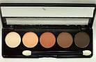 Тени для век LA ROSA 5-ти цветные Colors Palette LE 105, фото 7