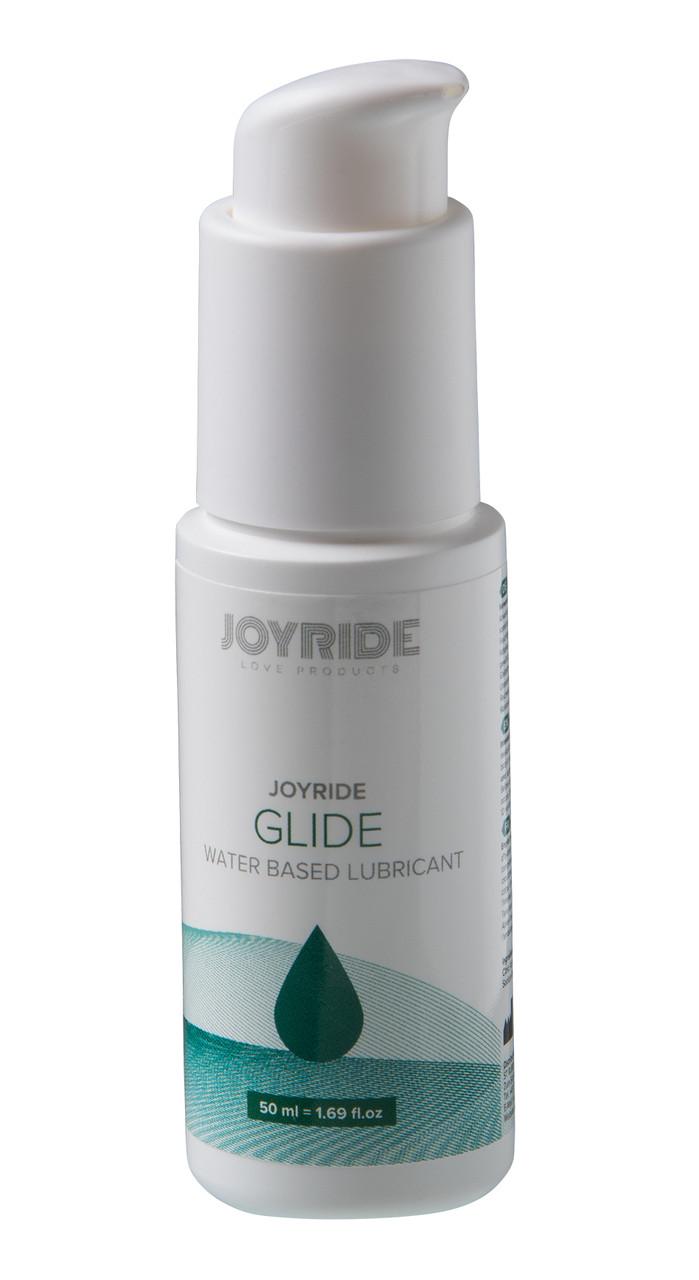 Лубрикант с пролонгирующим эффектом на водной основе JOYRIDE Glide, 50 мл