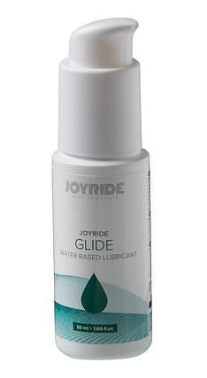 Лубрикант с пролонгирующим эффектом на водной основе JOYRIDE Glide, 50 мл, фото 2