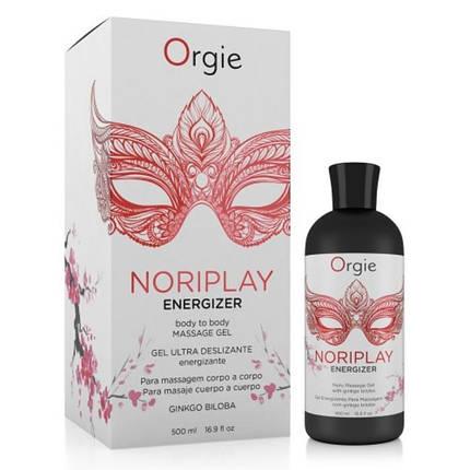 Гель для Нуру массажа Noriplay Energizer Orgie, 500 мл , фото 2