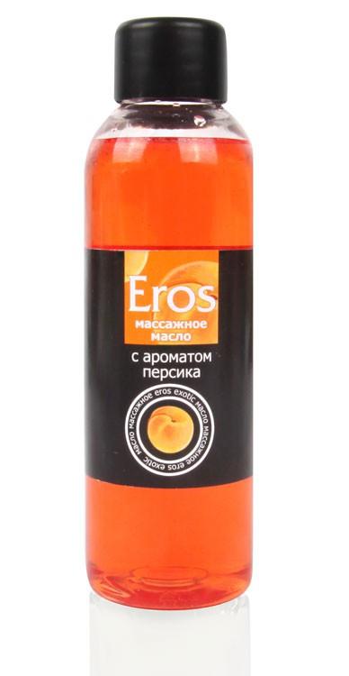 Масло массажное «Eros exotic» (с ароматом персика), 75 мл