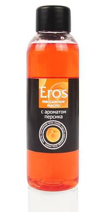 Масло массажное «Eros exotic» (с ароматом персика), 75 мл , фото 2
