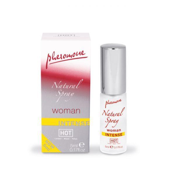 Духи с феромонами Natural Spray Intense, 5 мл