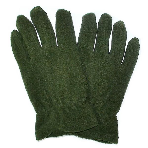 Флісові рукавички REIS зелені