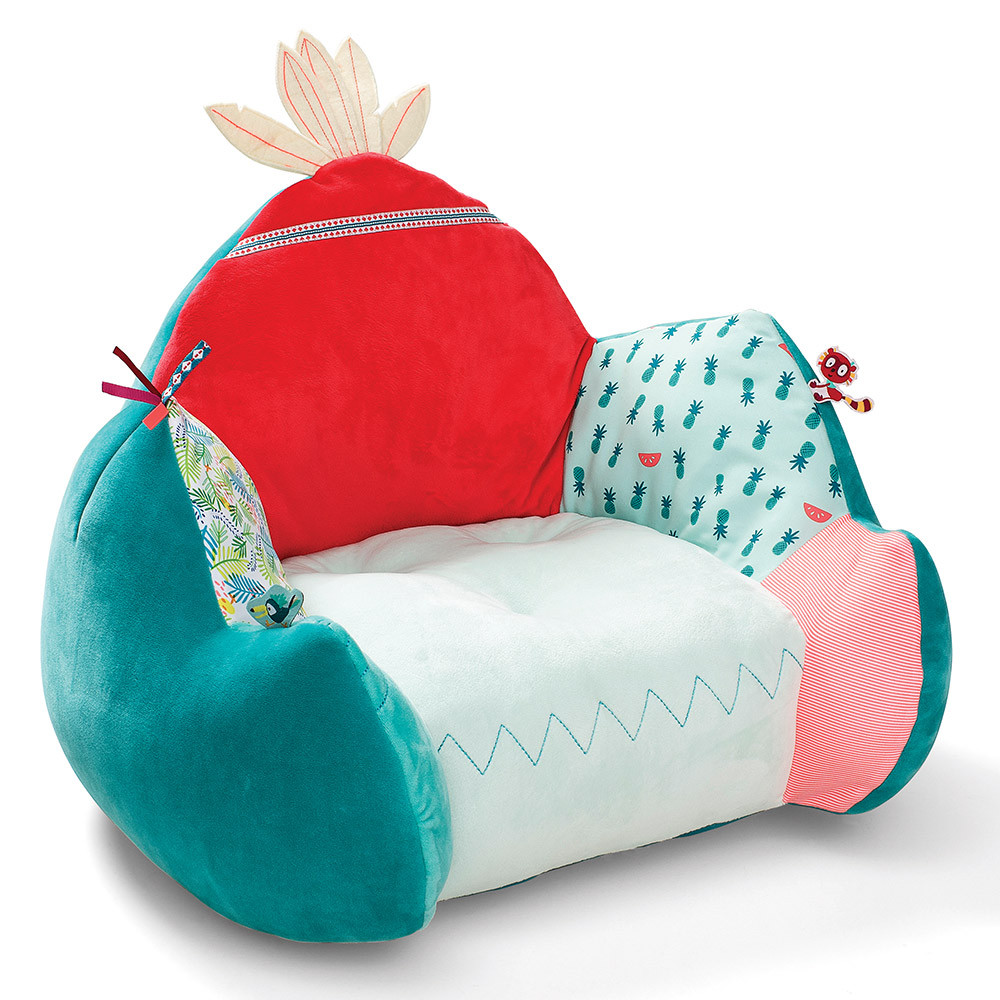 Lilliputiens - Детское кресло лемур Джордж
