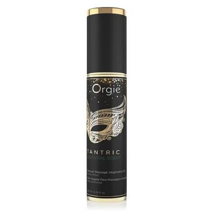 """Масло для чувственного массажа """"Райский аромат"""" Tantric Orgie, 200 мл , фото 2"""