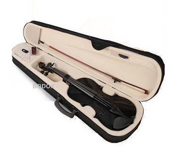 Новая скрипка Jago 4/4, три цвета + кейс