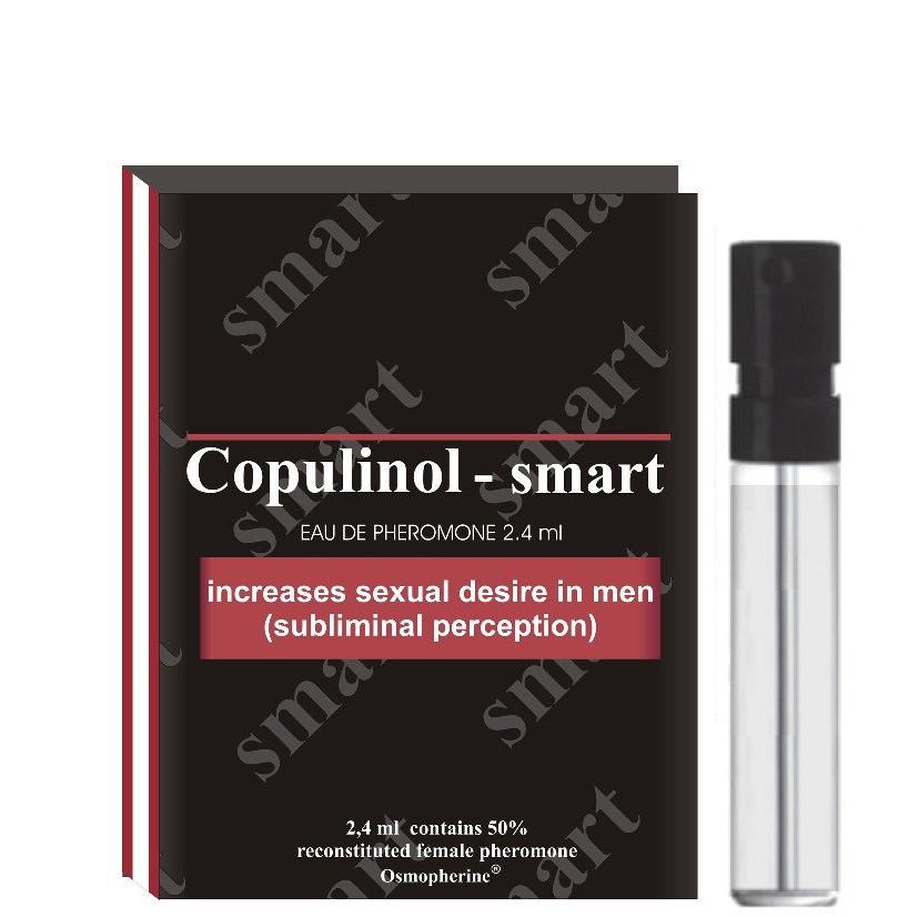 "100% концентрат феромона для женщин ""Копулинол Smart"",  2,4 мл"