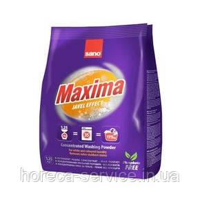 Стиральный порошок «Musk» Sano Sano Maxima (мускус) 1,250 кг, фото 2