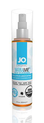Очищающее средство для игрушек System JO Usda Organic, 120 мл, фото 2