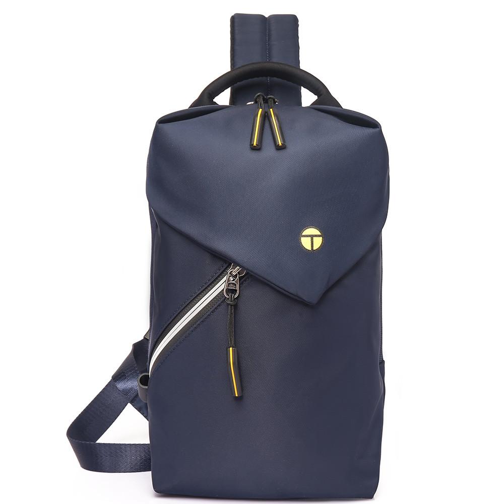 Сумка рюкзак синяя