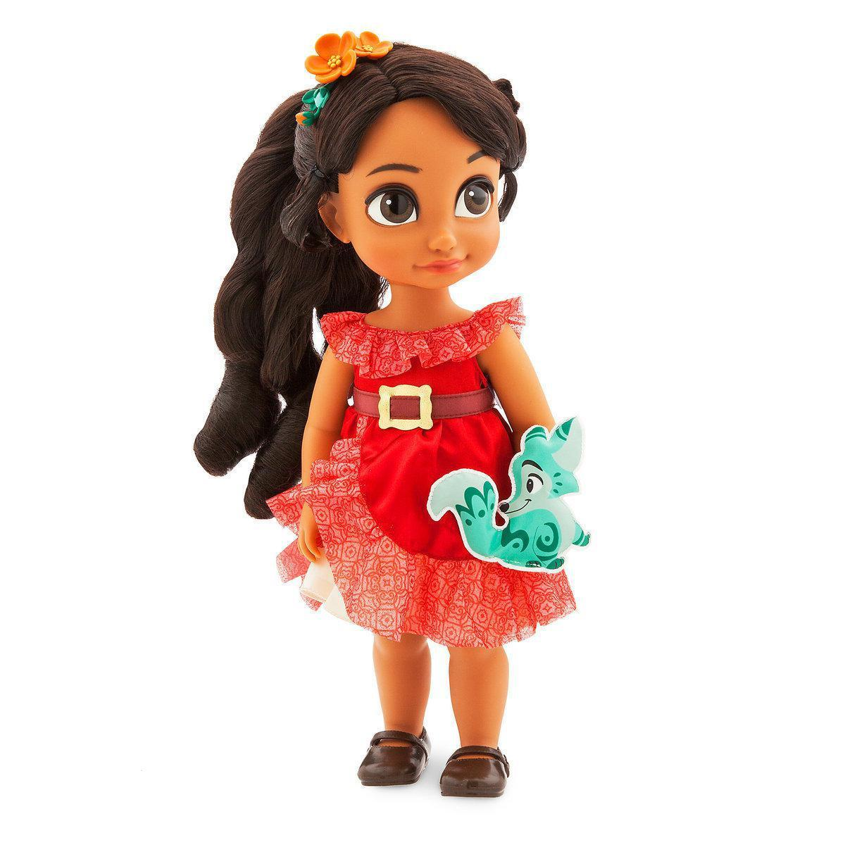 Кукла Дисней аниматор  Елена из Авалора Disney Animators' Collection Elena of Avalor Doll - 16''