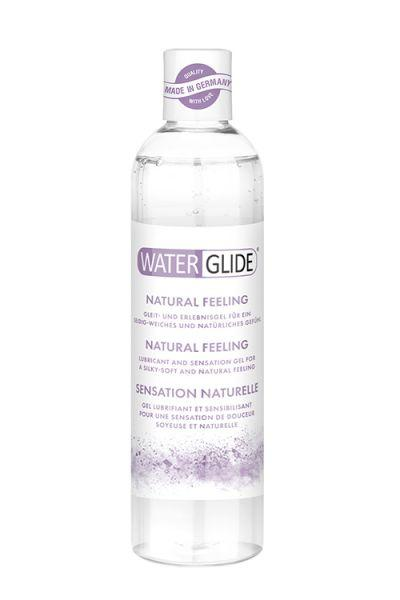 Лубрикант универсальный Waterglide Natural Feeling, 300 мл
