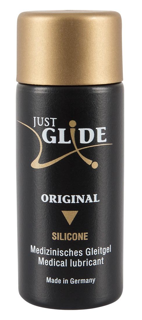 Лубрикант на силиконовой основе Just Glide Silicone, 30 мл