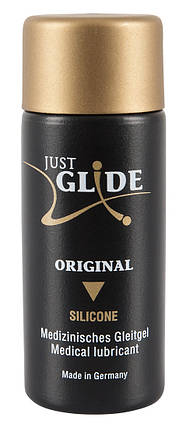Лубрикант на силиконовой основе Just Glide Silicone, 30 мл, фото 2