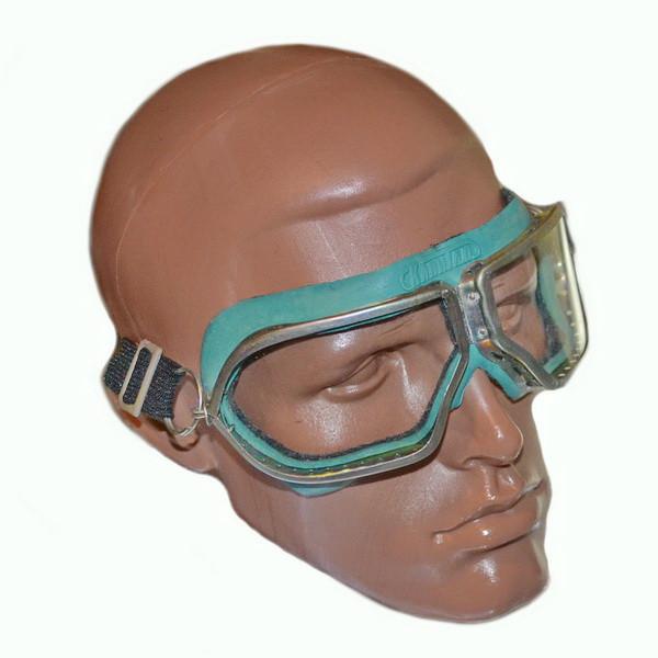 Защитные очки лётно-шоферские СССР (цвета оправы: серый, зеленый)