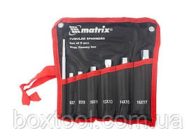 Набор ключей трубчатых Matrix 13719