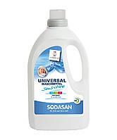 Органическое жидкое средство Universal Sodasan для чувствительной кожи и для детской одежды Sodasan