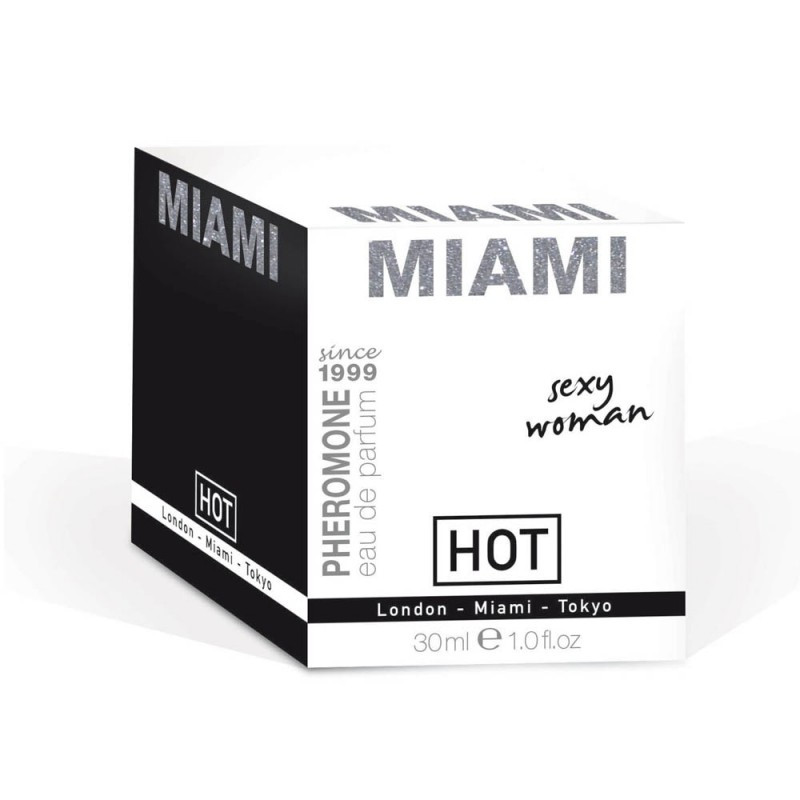 "Женские духи с феромонами ""Miami Sexy Woman"", 30 мл"
