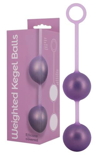 """Вагинальные шарики """"Weighted Kegel Balls"""", 3,2 см"""
